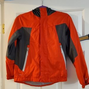 C9 by Champion Red and Black Windbreaker